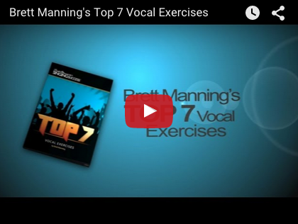 Singing Success Top 7 Vocal Exercises TUTORiAL